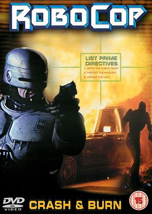 Rent RoboCop: Crash and Burn Online DVD Rental