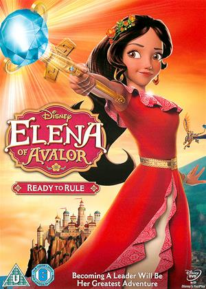 Rent Elena of Avalor: Ready to Rule Online DVD & Blu-ray Rental