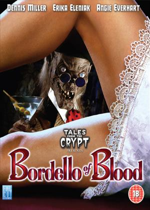 Rent Bordello of Blood (aka Tales from the Crypt Presents Bordello of Blood / Dead Easy) Online DVD Rental