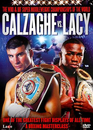 Rent Calzaghe vs. Lacy (aka Super Middleweight Title Unification: Lacy vs. Calzaghe) Online DVD & Blu-ray Rental