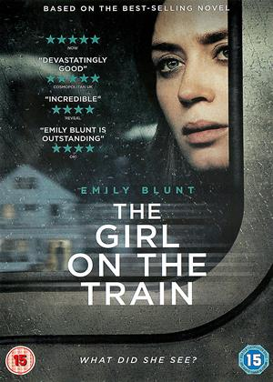 Rent The Girl on the Train Online DVD & Blu-ray Rental