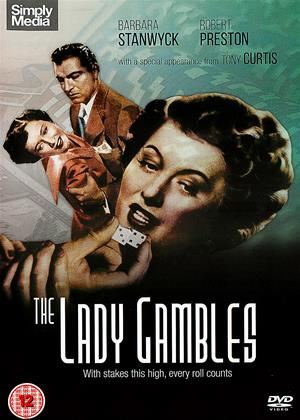 Rent The Lady Gambles Online DVD Rental