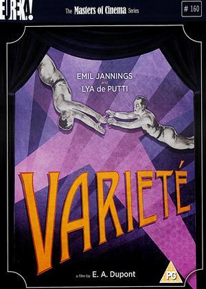 Variety Online DVD Rental
