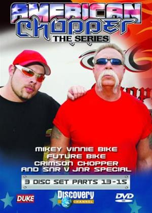 Rent American Chopper: Parts 13-15 Online DVD & Blu-ray Rental