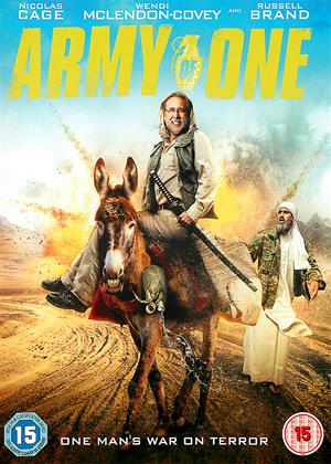 Rent Army of One Online DVD Rental