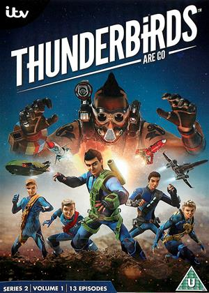 Rent Thunderbirds Are Go: Series 2: Vol.1 Online DVD Rental