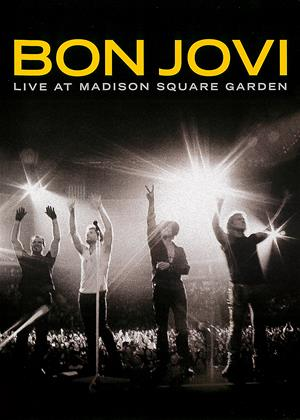Rent Bon Jovi: Live at Madison Square Garden Online DVD Rental