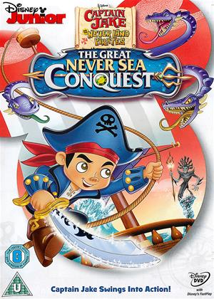 Rent Captain Jake and the Never Land Pirates: The Great Never Sea Conquest! Online DVD & Blu-ray Rental