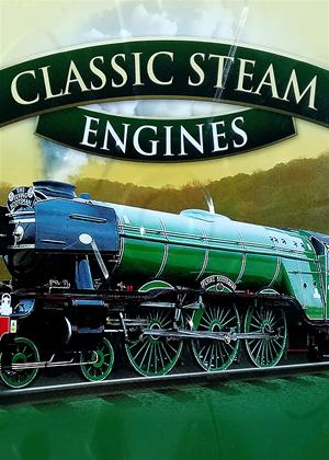 Rent Classic Steam Engines Online DVD Rental