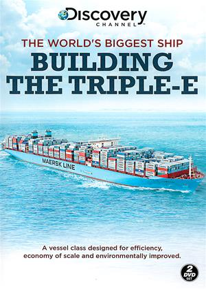 Rent The World's Biggest Ship: Building the Triple-E Online DVD Rental