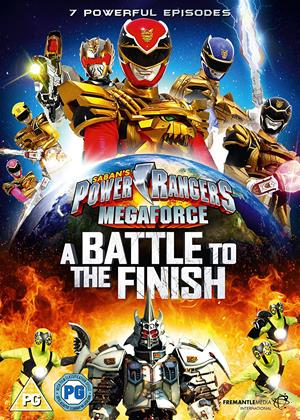 Rent Power Rangers Megaforce: Vol.3 Online DVD Rental