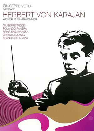 Rent Giuseppe Verdi: Falstaff (Herbert von Karajan) Online DVD Rental