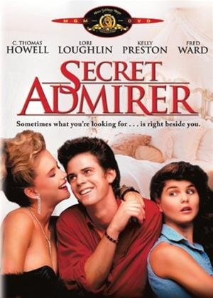 Rent Secret Admirer Online DVD Rental