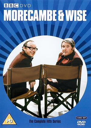 Rent Morecambe and Wise: Series 5 Online DVD Rental