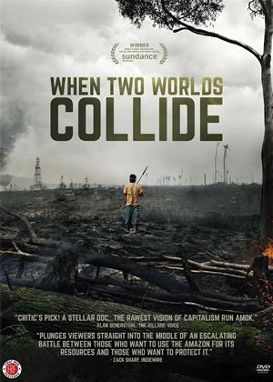 Rent When Two Worlds Collide Online DVD Rental