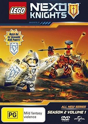 Rent Lego Nexo Knights: Series 2 Online DVD Rental