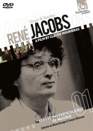 Rent Rene Jacobs: Singer and Teacher Online DVD Rental
