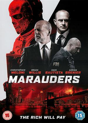 Rent Marauders Online DVD Rental