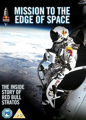 Rent Mission to the Edge of Space (aka Red Bull Presents: Mission to the Edge of Space) Online DVD Rental