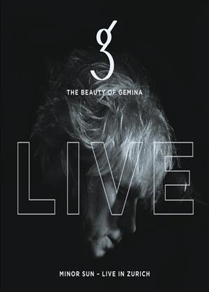 Rent The Beauty of Gemina: Minor Sun: Live in Zurich Online DVD Rental