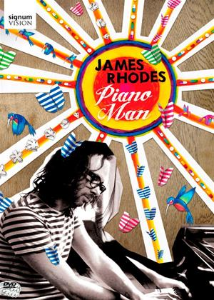 Rent James Rhodes: Piano Man Online DVD Rental