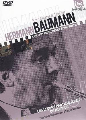 Rent Hermann Baumann: Horn Master and Teacher Online DVD & Blu-ray Rental