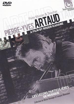 Rent Pierre-Yves Artaud: Flute Master and Teacher Online DVD & Blu-ray Rental