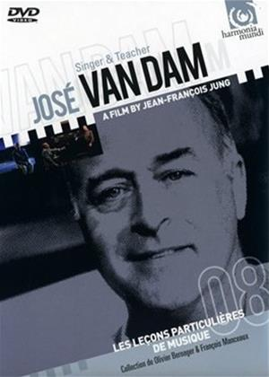 Rent Jose Van Dam: Singer and Teacher Online DVD Rental