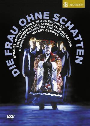 Rent Die Frau Ohne Schatten: Mariinsky Orchestra (Valery Gergiev) Online DVD Rental