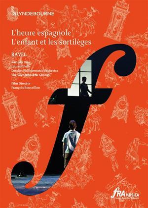 Rent L'heure Espagnole/L'enfant Et Les Sortilèges: Glyndebourne Festival Opera (Ono) Online DVD Rental