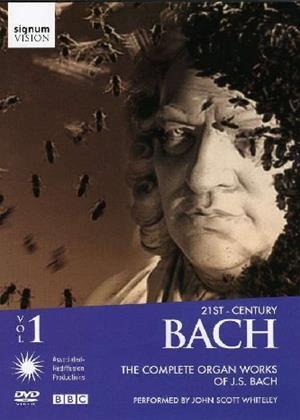 Rent 21st Century Bach: The Complete Organ Works: Vol.1 Online DVD Rental