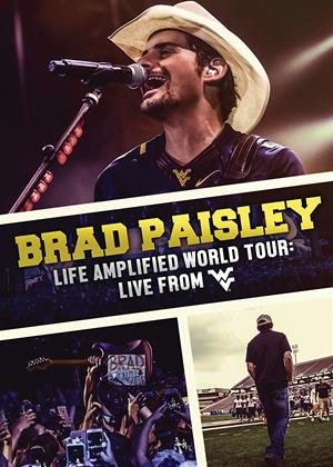 Rent Brad Paisley: Life Amplified World Tour: Live from WVU Online DVD & Blu-ray Rental