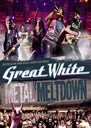 Rent Great White: Metal Meltdown Online DVD Rental