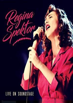 Rent Regina Spektor: Live on Soundstage Online DVD & Blu-ray Rental