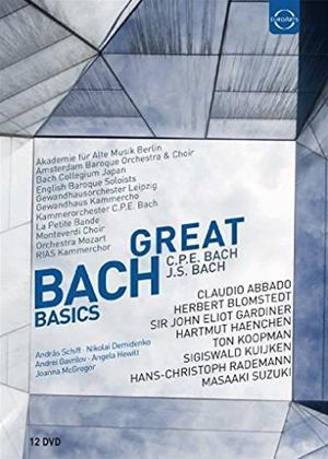 Rent Great Bach Basics Online DVD Rental