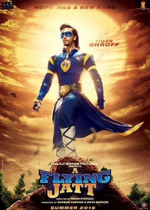 Rent A Flying Jatt Online DVD Rental