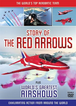 Rent The Story of the Red Arrows Online DVD Rental