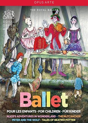Rent Ballet for Children: The Royal Ballet Online DVD Rental