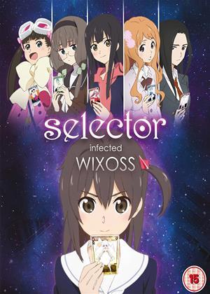 Rent Selector Infected Wixoss (aka Slector Spread Wixoss) Online DVD Rental