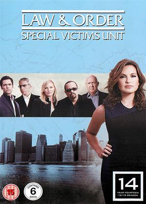 Rent Law and Order: Special Victims Unit: Series 14 Online DVD Rental