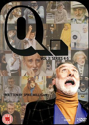 Rent Q.: Vol.2 (aka Q.: Vol 2: Series 4-5 (Q8 and Q9)) Online DVD Rental