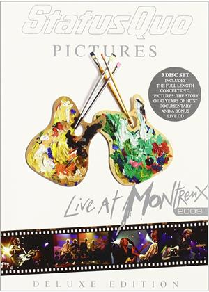 Rent Status Quo: Pictures: Live at Montreux 2009 Online DVD Rental