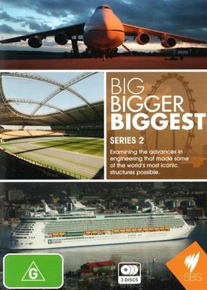 Rent Big, Bigger, Biggest: Series 2 Online DVD Rental