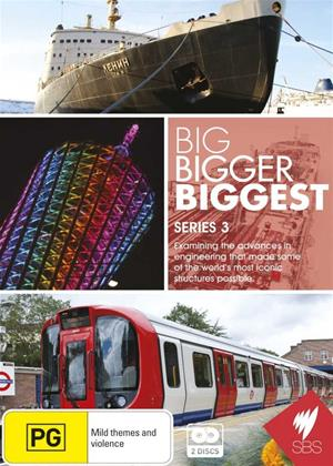 Rent Big, Bigger, Biggest: Series 3 Online DVD Rental