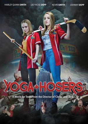 Rent Yoga Hosers Online DVD Rental