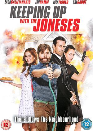 Rent Keeping Up with the Joneses Online DVD & Blu-ray Rental