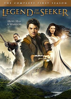 Rent Legend of the Seeker: Series 1 Online DVD Rental