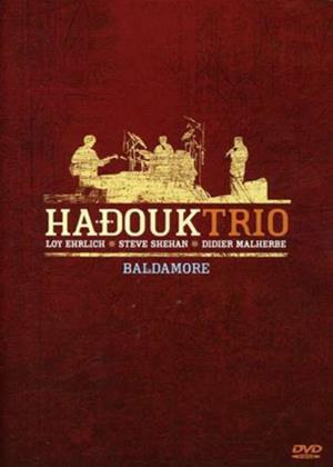 Rent Hadouk Trio: Baldamore (aka Baldamore - Hadouk Trio (Malherbe/Ehrlich/Shehan)) Online DVD Rental