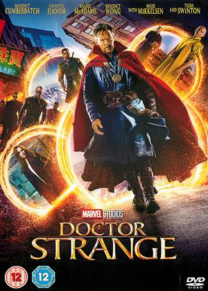 Rent Doctor Strange (aka Marvel's Doctor Strange) Online DVD & Blu-ray Rental