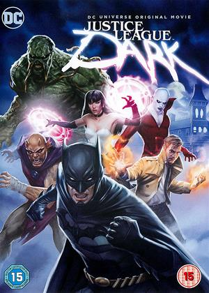 Justice League Dark Online DVD Rental